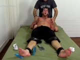 Tall Tattooed Hunk Tobias Gets Tickle Tortured – Mff0572_Tobiastic