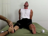 Tall Tattooed Hunk Tobias Gets Tickle Tortured – Mff0572_Tobiastic