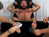Hairy Stud Alessio Romero Gets Tickle Tortured – Mff0577_Alessiotic