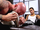 Drake Jaden Worships AzifAndAmp;#039;S Size 11 Feet – Azif And Drake Jaden