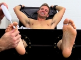 Dark Haired Hunk Dane Tickle Tortured – Dane