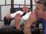 Dean Dev MichaelsAndAmp;#039; Feet Andamp;amp; Socks Worshiped – Dev