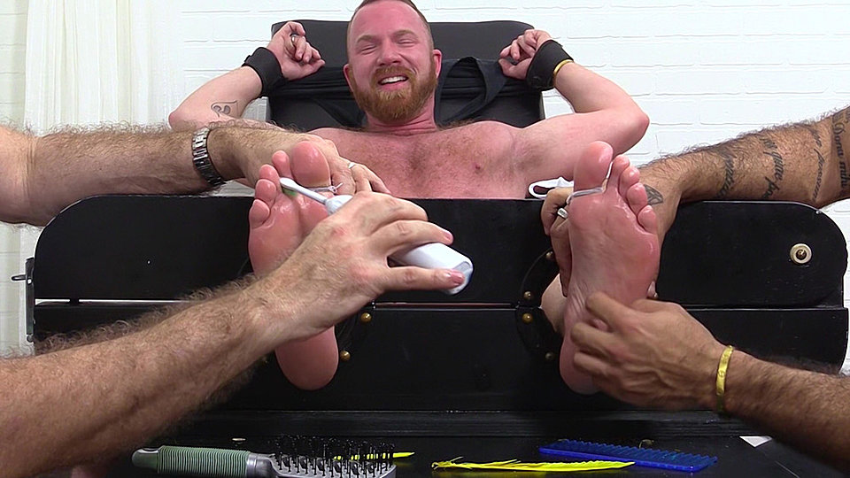 Watch Redheaded Hunk Red Gets Tickled Tortured – Red (My Friends Feet) Gay Porn Tube Videos Gifs And Free XXX HD Sex Movies Photos Online