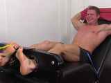 Muscle Hunk Viggo Tickled Crazy – Viggo