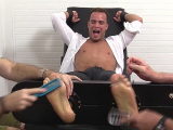 Javi Gets Tied Up And Tickled Silly – Javi