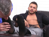 Michael Fitt Dominates Me With His Gorgeous Feet – Michael