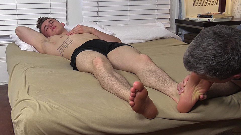 Watch Jake WestAndAmp;#039;S Size 10 Feet Worshiped While He Sleeps – Jake (My Friends Feet) Gay Porn Tube Videos Gifs And Free XXX HD Sex Movies Photos Online