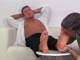 I Worship Braden CharronAndAmp;#039;S Dress Socks And Feet – Braden