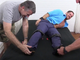 Chance Cruise Tied Down And Tickle Tortured – Chance