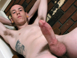 Post-Cum Piss Gets Jake Messy – Jake Reid