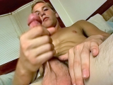 Young Straight Jock Wakes Up And Jerks Off – Puppy
