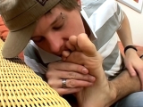 Bi Boys Foot Fun And Sucking Session – Michael Sipos And Bunny